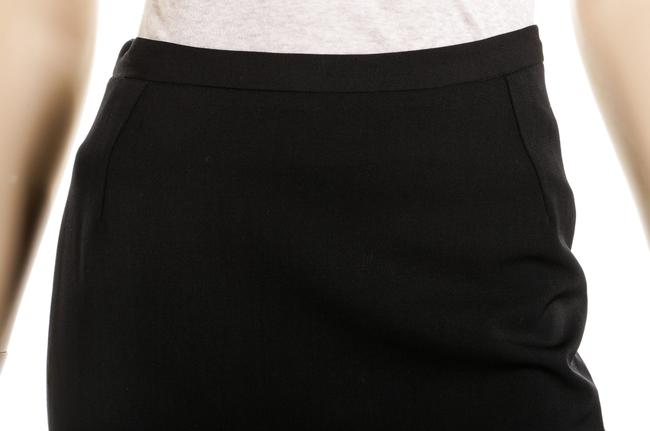 Dolce&Gabbana D&g Wool Skirt Black Image 4