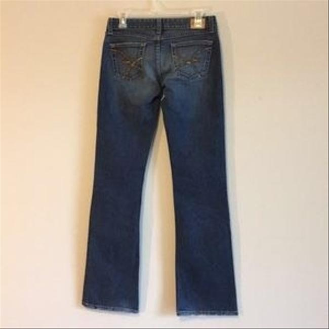 BKE Boot Cut Jeans-Medium Wash Image 3