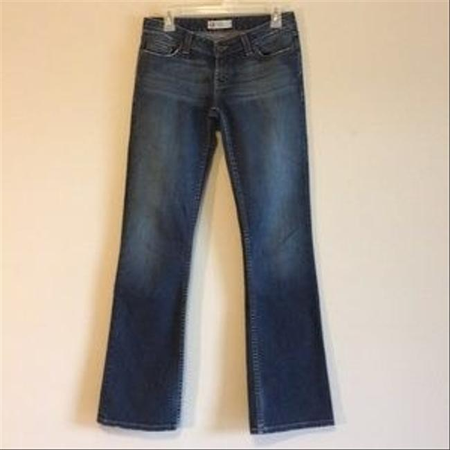 BKE Boot Cut Jeans-Medium Wash Image 7