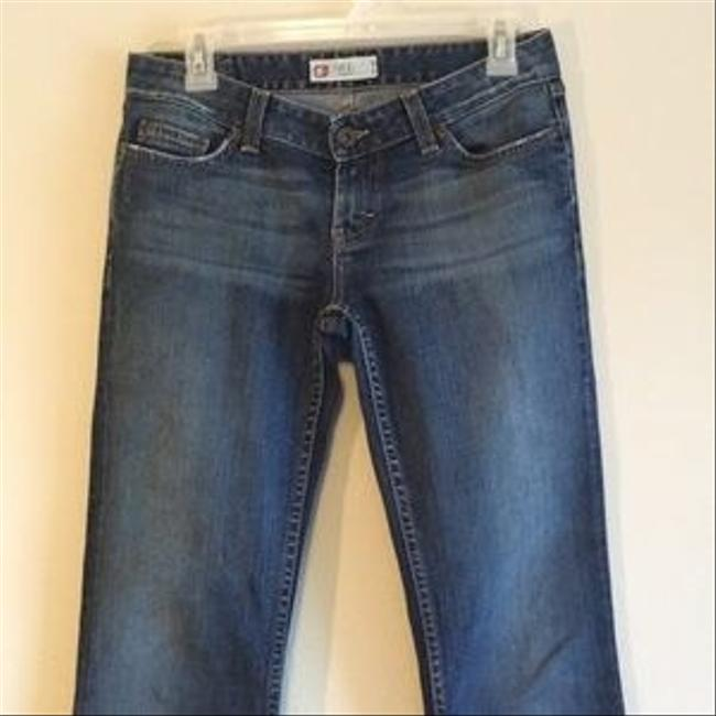 BKE Boot Cut Jeans-Medium Wash Image 8