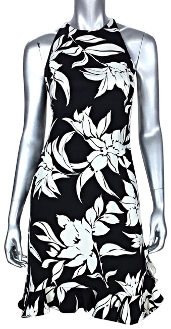Preload https://img-static.tradesy.com/item/25412203/flores-and-flores-silk-sleeveless-short-cocktail-dress-size-8-m-0-1-650-650.jpg