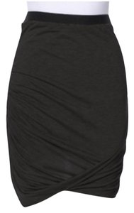 Helmut Lang Mini Skirt Black
