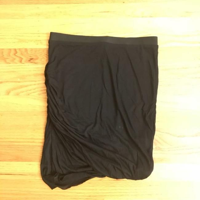 Helmut Lang Mini Skirt Black Image 1