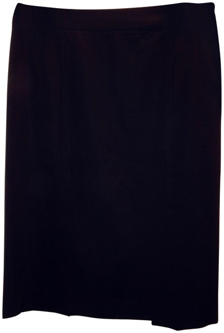 Preload https://img-static.tradesy.com/item/25412246/theory-black-straight-skirt-size-4-s-27-0-1-650-650.jpg