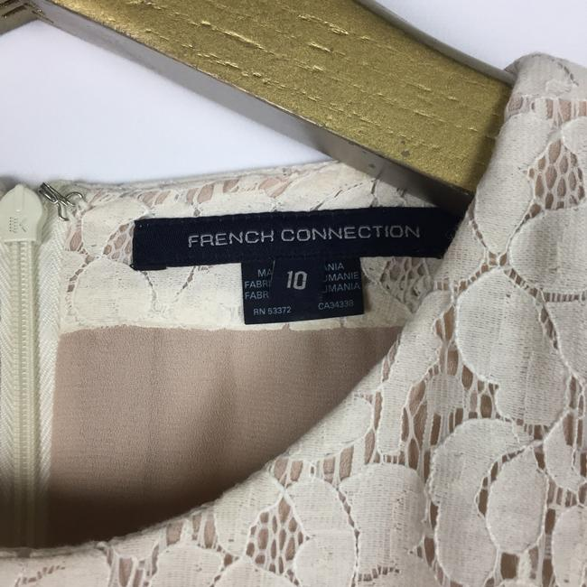 French Connection short dress Cream on Tradesy Image 2