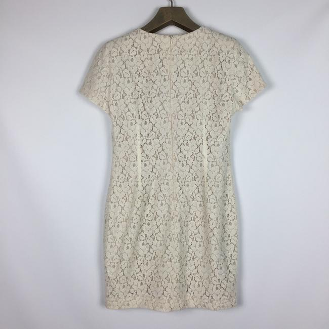 French Connection short dress Cream on Tradesy Image 5