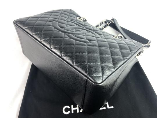Chanel Caviar Shoulder Bag Image 4