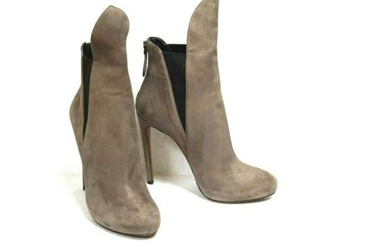 ALAA Very Soft Suede Box/Dust Bags Great Value Trusted Seller Gray Boots Image 4