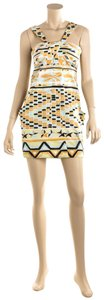 Emilio Pucci short dress Multicolor Sundress Sleeveless on Tradesy