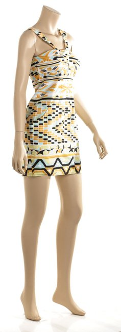 Emilio Pucci short dress Multicolor Sundress Sleeveless on Tradesy Image 1