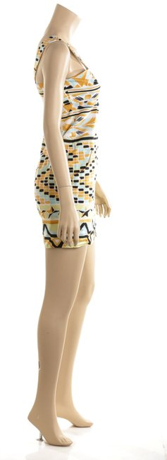 Emilio Pucci short dress Multicolor Sundress Sleeveless on Tradesy Image 2
