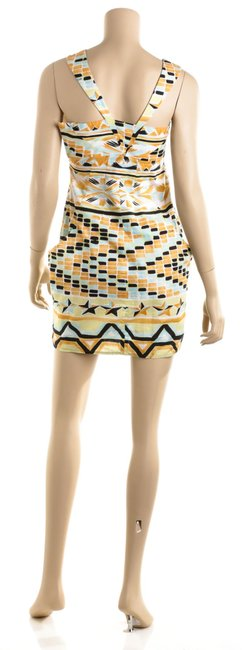 Emilio Pucci short dress Multicolor Sundress Sleeveless on Tradesy Image 3