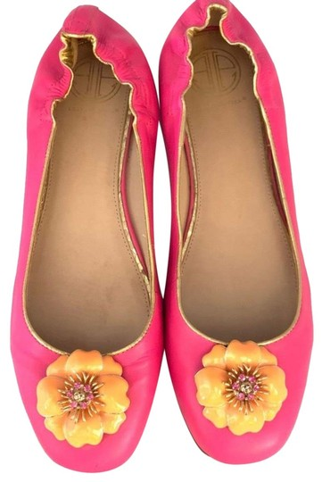 Lilly Pulitzer pink Flats Image 0