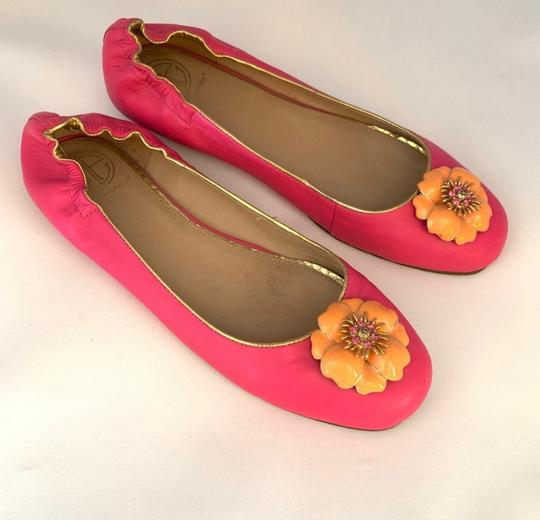 Lilly Pulitzer pink Flats Image 1