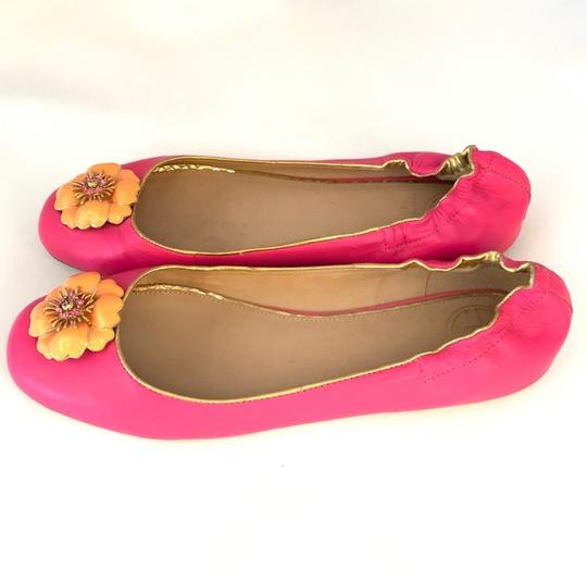 Lilly Pulitzer pink Flats Image 2