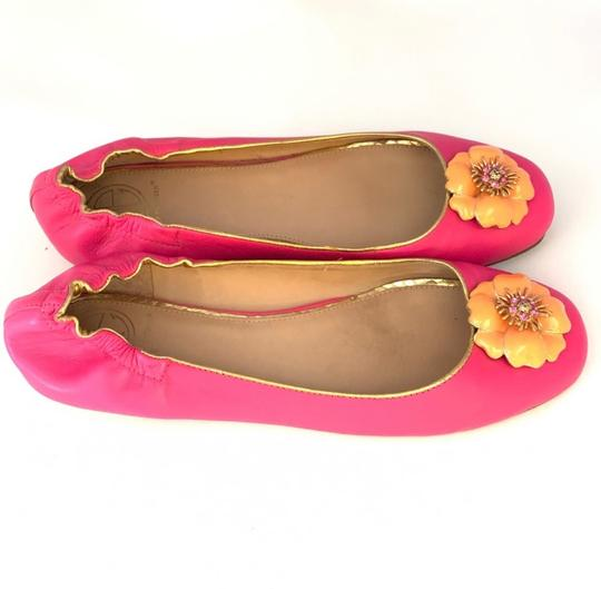 Lilly Pulitzer pink Flats Image 4