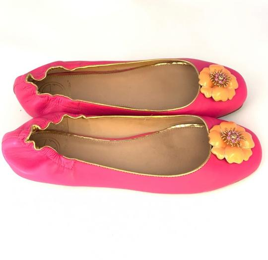 Lilly Pulitzer pink Flats Image 5
