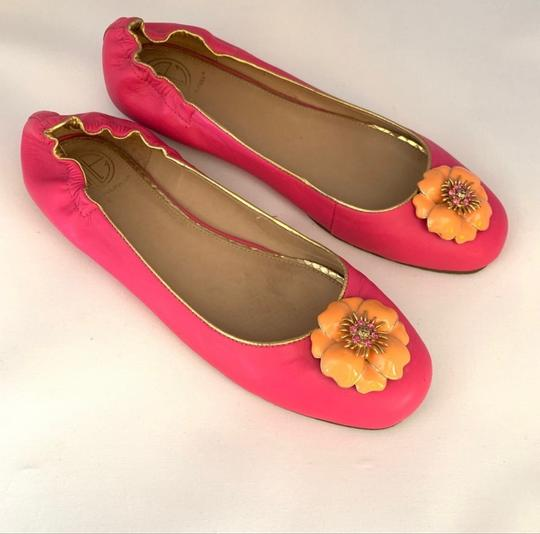 Lilly Pulitzer pink Flats Image 7