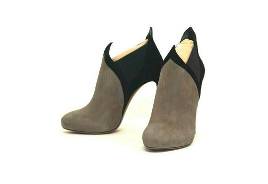 ALAA Very Soft Suede Box/Dust Bags Great Value Trusted Seller Gray Boots Image 1
