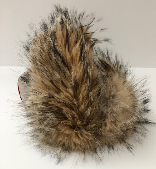 Canada Goose Aviator Hat with Genuine Coyote Fur Trim Large/X-Large Image 4