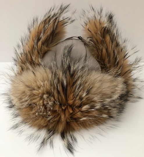 Canada Goose Aviator Hat with Genuine Coyote Fur Trim Large/X-Large Image 5