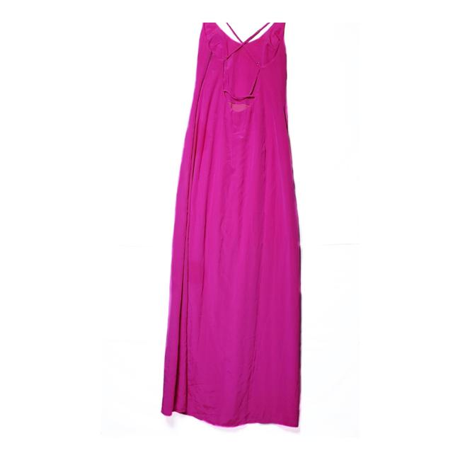 pink Maxi Dress by Charlie jade Image 3