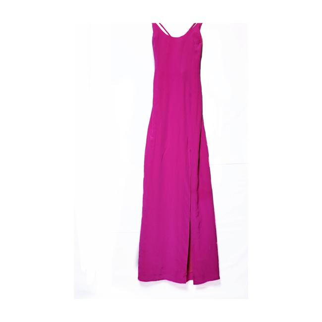 pink Maxi Dress by Charlie jade Image 4