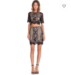 66ade5d145 For Love & Lemons Casual Short Dresses - Up to 70% off a Tradesy
