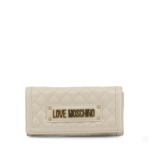 0f38dd2ccd5 Added to Shopping Bag. Love Moschino White Clutch. Love Moschino White Faux  Leather Clutch