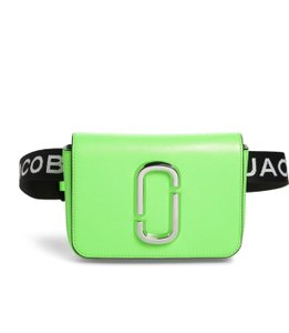 Marc Jacobs Belt Hip Neon Cross Body Bag