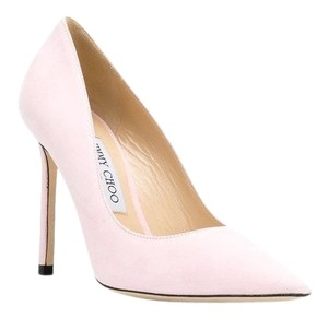 Jimmy Choo Pink Pumps