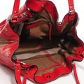 Burberry Leather Crossbody House Check Maidstone Shoulder Bag Image 4