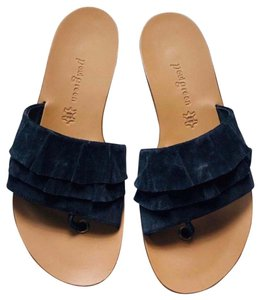 Paul Green Navy Sandals