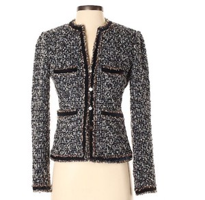 J.Crew brown black Jacket