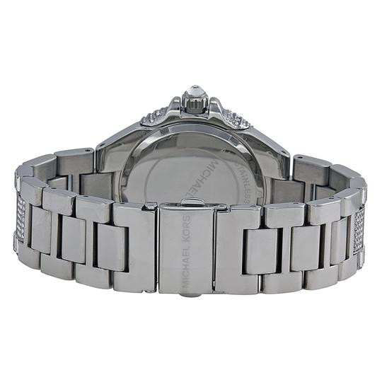 Michael Kors Camille Stainless Pave Crystal Glitz MK5869 Image 3