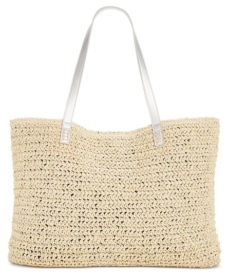 INC International Concepts Tote in Beige Image 1