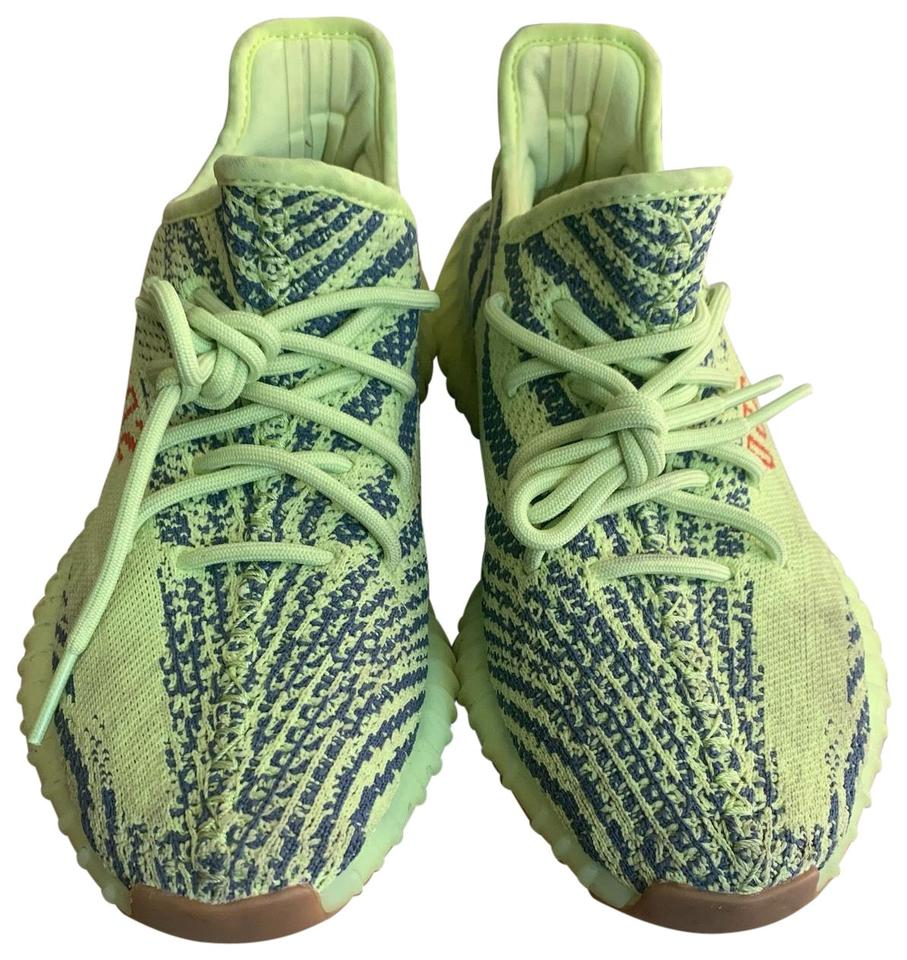 official photos f58d9 73234 adidas X Yeezy Semi Frozen Yellow Boost 350 V2 Sneakers Size US 8 Regular  (M, B)