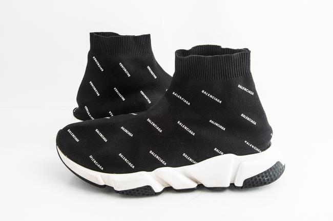 Item - Black Speed Trainers Shoes