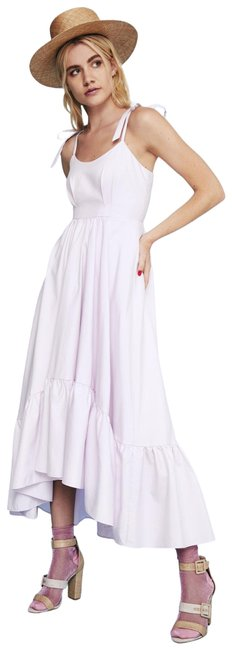 Item - Lilac Mid-length Cocktail Dress Size 4 (S)