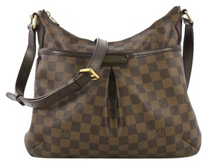 Louis Vuitton Damier Small Satchel in brown