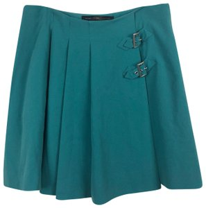Marc by Marc Jacobs Mini Skirt teal