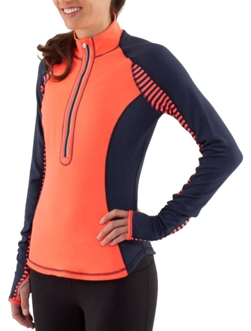 Preload https://img-static.tradesy.com/item/25416494/lululemon-light-flare-inkwell-classic-stripe-light-flare-inkwell-nwot-run-u-turn-activewear-top-size-0-1-650-650.jpg