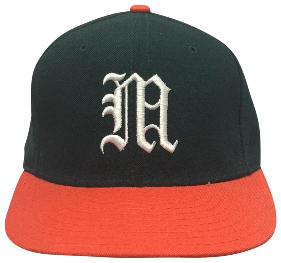 678772a04dfab New Era/59/50 Vintage 90s U. of Miami Fitted Cap Image 0 ...