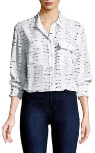 Equipment Button Down Shirt withe with tag
