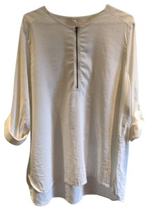 5271b3af6e0 White Eileen Fisher Tunics - Up to 70% off a Tradesy
