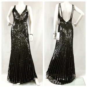 Primavera Couture Prom Gown Sequin Pageant Dress