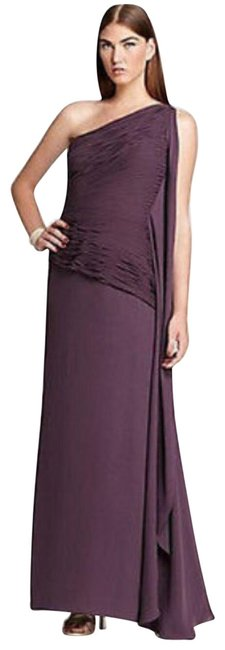 Item - Plum Casual Maxi Dress Size 4 (S)