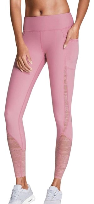 Item - Rose Pink XS Vsx Sport Yoga Total Knockout Tight Activewear Bottoms Size 2 (XS)