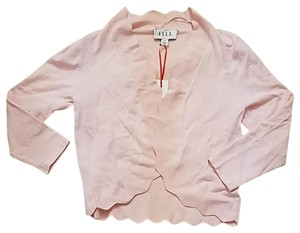 Elle Chic Casual Luxury Exclusive Pink Jacket