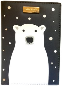 Kate Spade Polar Bear Passport Holder Imogene Multi-Color PWRU5372